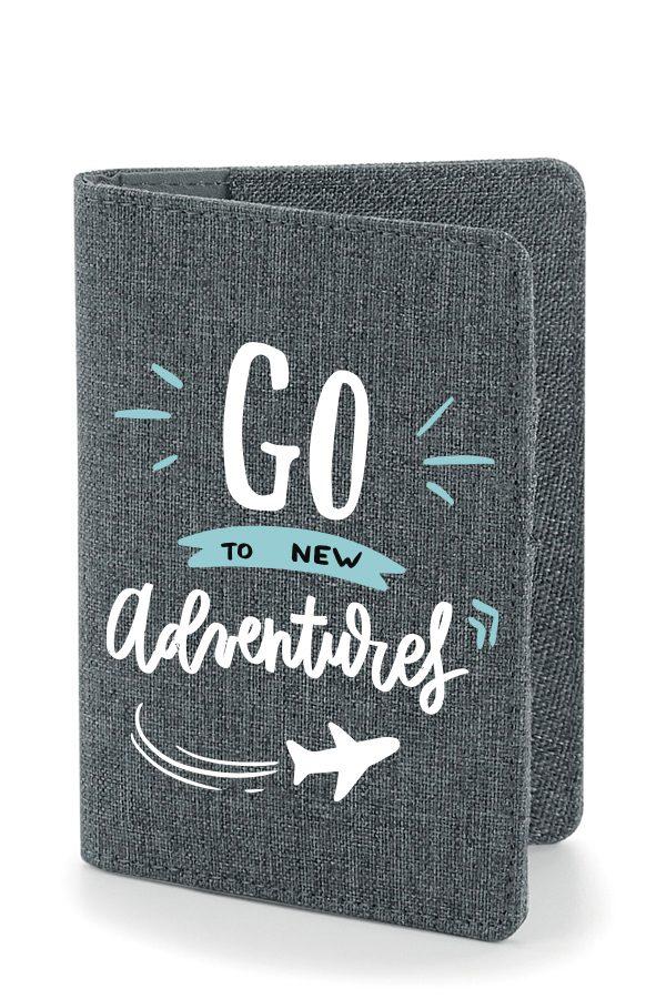 protège passeport New adventures