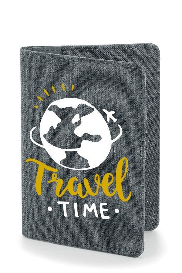 protège passeport Travel time